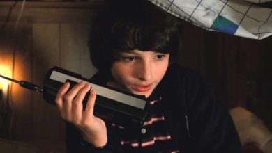 """Finn Wolfhard nel ruolo di Mike in """"Stranger Things"""""""