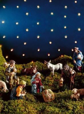 Presepe di Natale fai da te