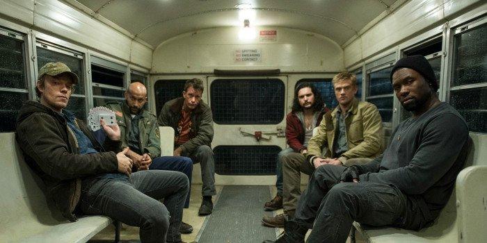 Foto dal film The Predator