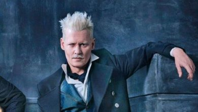 Johnny Depp in Animali Fantastici 2