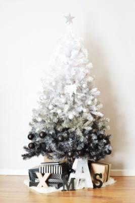 idee albero natalizio