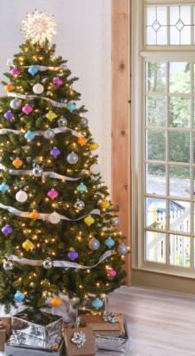Idee albero natalizio 2017