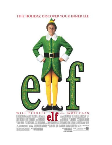 film da vedere a Natale - Elf
