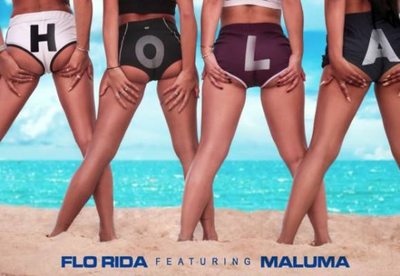 La cover di Hola, il brano di Flo rida e Maluma