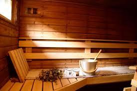 immagine di una sauna in Estonia