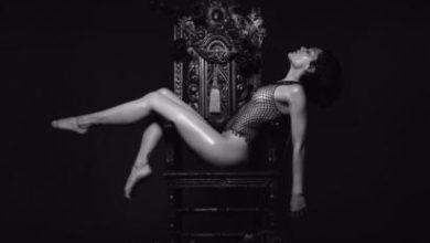Jessie J nella copertina della canzone Queen