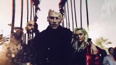 Machine Gun Kelly, Ambassadors & Bebe Rexha in un artwork di Home