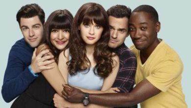 Il cast di New Girl