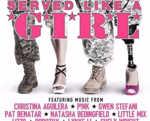 copertina colonna sonora di Served Like A Girl