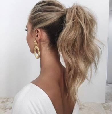 Coda ai capelli