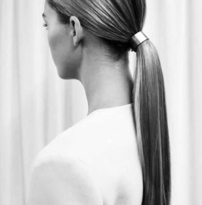 Coda capelli