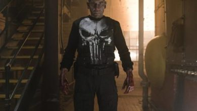 Jon Bernthal in The Punisher