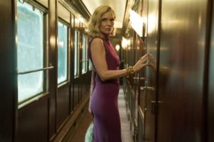 Michelle Pfeiffer in Assassinio sull'Orient Express