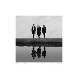 La cover dell'album dei Pvris - All We Know Is Heaven, All We Need Is Hell