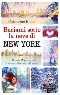 baciami sotto la neve di new york libro
