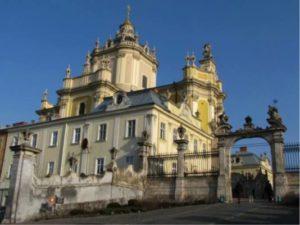 La Cattedrale di Lviv