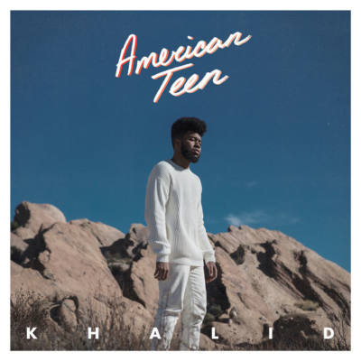 La cover dell'album American Teen di Khalid