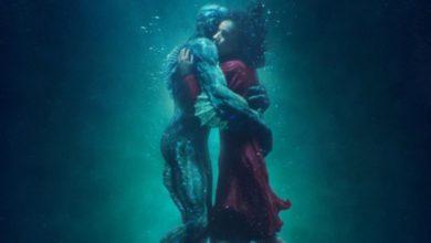 Foto del film La Forma Dell'Acqua di Guillermo del Toro.