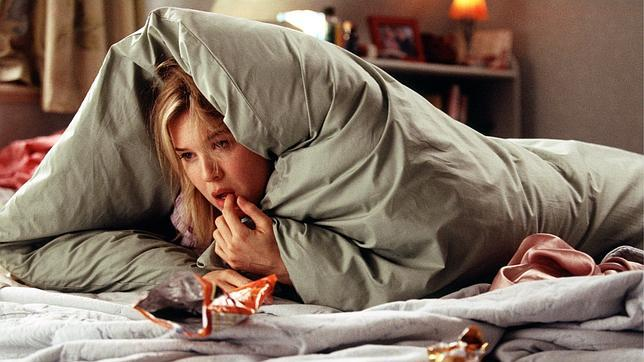 Renée Zellweger nei panni di Bridget Jones