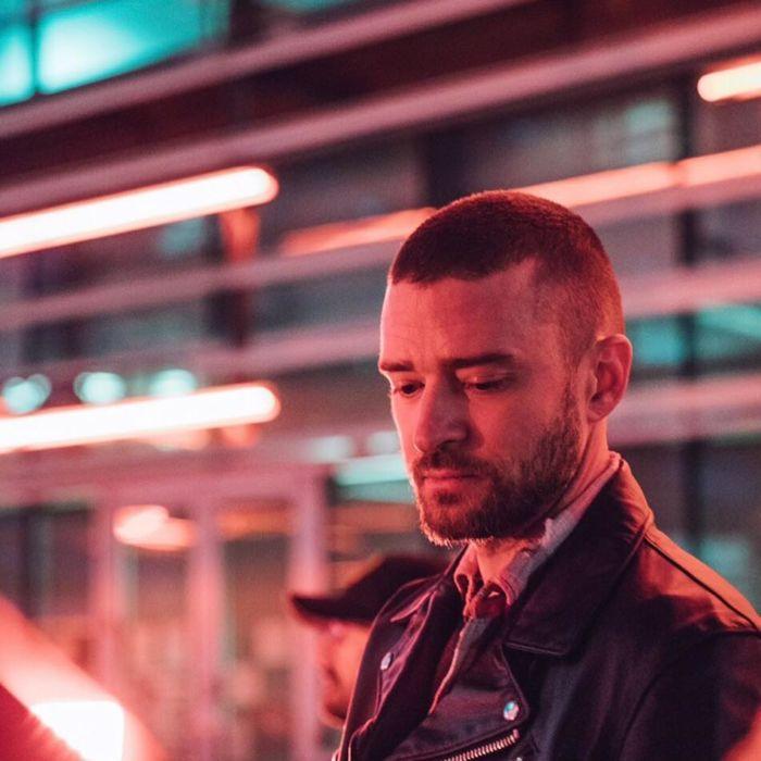 foto di Justin Timberlake del 2018