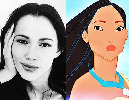 Irene Bedard - Pocahontas