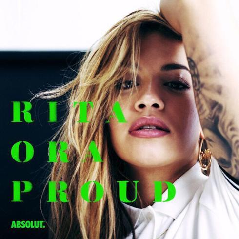 Rita Ora Proud