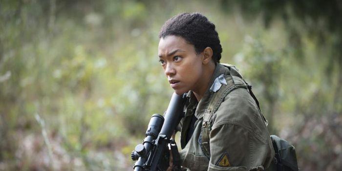 Sasha The Walking Dead
