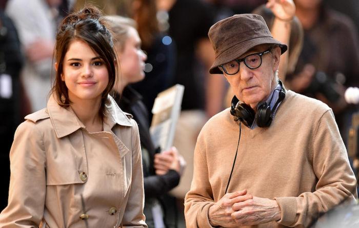 Selena Gomez e Woody Allen