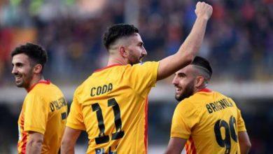 Coda autore di una doppietta ed un assist decisivo, nella vittoria del Benevento contro la Sampdoria, il 6 gennaio.
