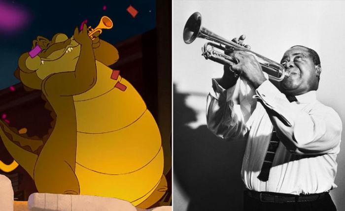 Louis Armstrong La Principessa e il Ranocchio