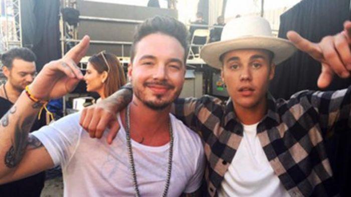 Justin Bieber e J Balvin