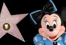 Minnie Mouse hollywood walk of fame