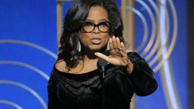 Il discorso di Oprah Winfrey ai Golden Globes