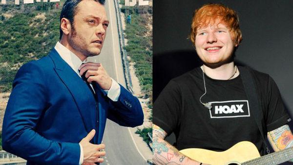 Tiziano Ferro e Ed Sheeran