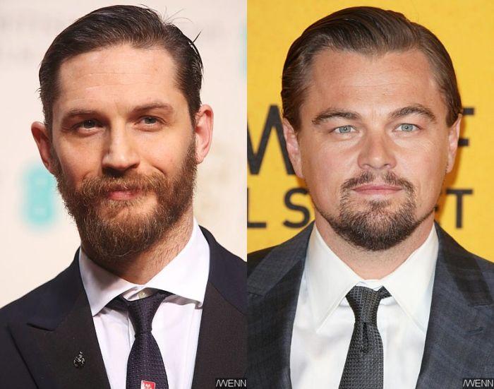 Immagine di Tom Hardy e Leonardo DiCaprio