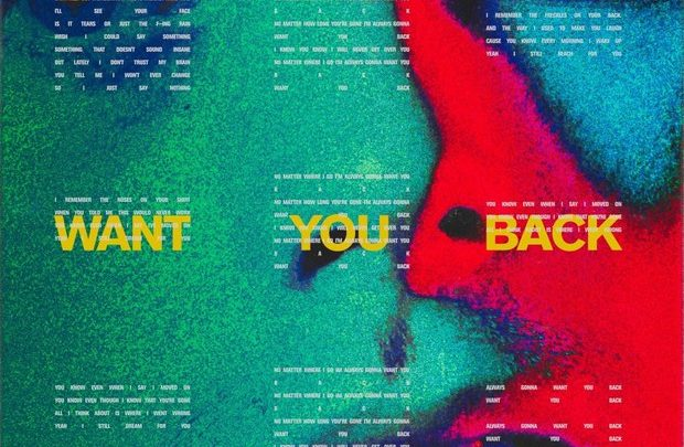 5 Seconds Of Summer copertina Want You Back