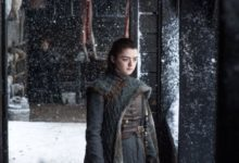 Mansie Williams nei panni di Arya Stark