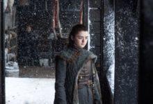 Mansie Williams nei panni di Arya Stark