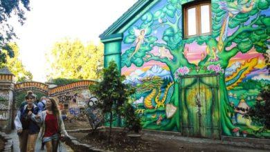 Entrata di Christiania