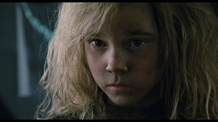 "Carrie Henn nel film ""Aliens - Scontro Finale"""
