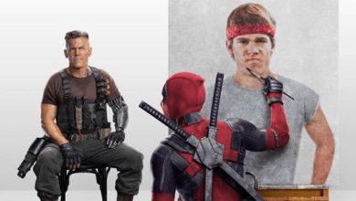 Poster di Deadpool 2 dedicato ai 50 anni di Brolin