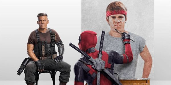 Ryan Reynolds festeggia i 50 anni di Josh Brolin vestito da Deadpool