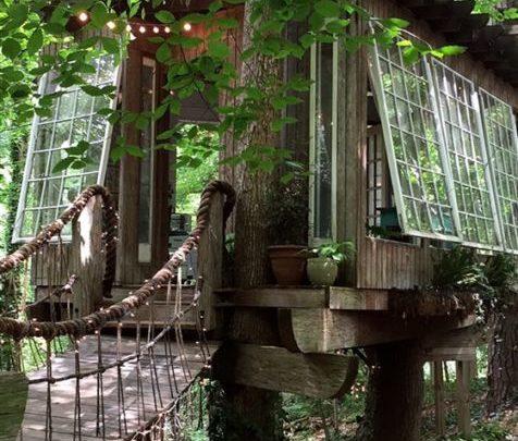 Questa la propriet pi famosa di airbnb e 39 una casa sull 39 albero wonder channel - Casa sull albero airbnb ...