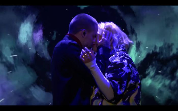 bacio Liam Payne e Rita Ora