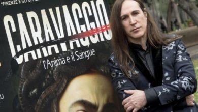 Manuel Agnelli Caravaggio foto