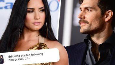Demi Lovato e Henry Cavill flirt su instagram