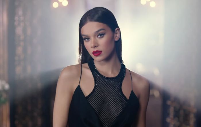 Hailee Steinfeld - Capital Letters Video