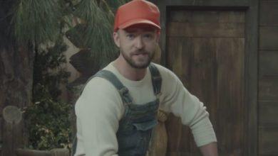 Justin Timberlake - Man Of The Woods (Foto Video)