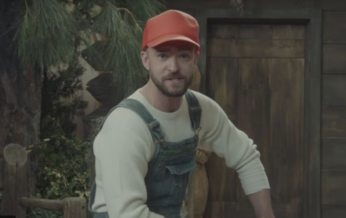 Justin Timberlake - Man Of The Woods (Foto Video)