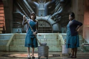 Octavia Spencer e Sally Hawkins in La Forma Dell'Acqua